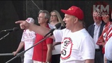 100 тысяч на Сахарова: руки прочь от наших пенсий