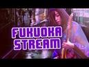 Sayuri Fukuoka Twitcast [Kanji/Romaji/English subbed] (2018.03.19)