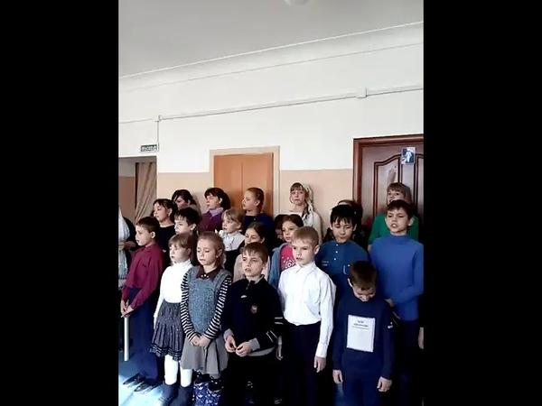 Рождественский концерт в доме престарелых. ч.6