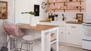 Interior Design How to Renovate a Tiny Rental Kitchen