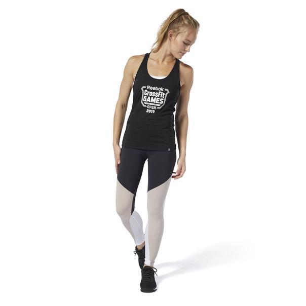 Спортивная майка Reebok CrossFit® Open Crest
