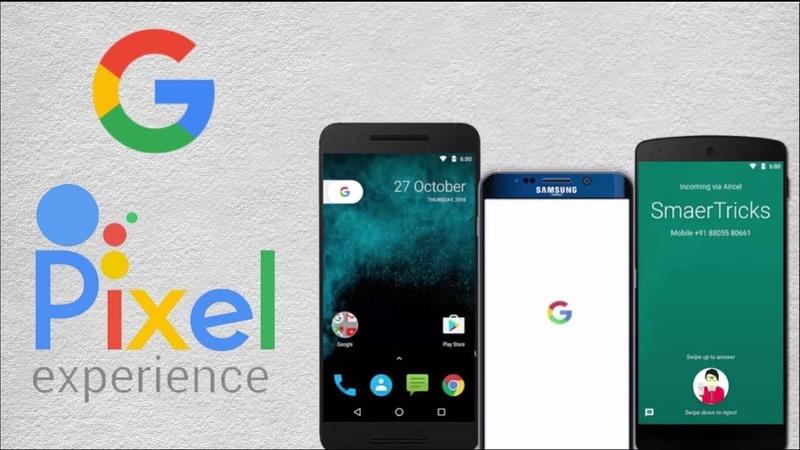 Pixel Experience на Redmi Note 5 - Я видимо что-то не понимаю