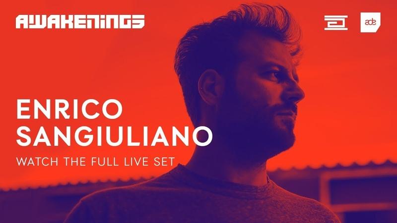Awakenings ADE 2018   Enrico Sangiuliano