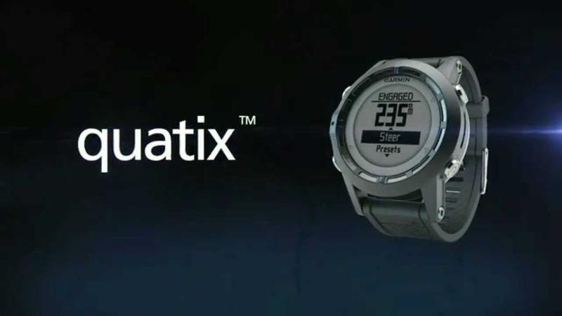 Морские GPS часы Garmin Quatix