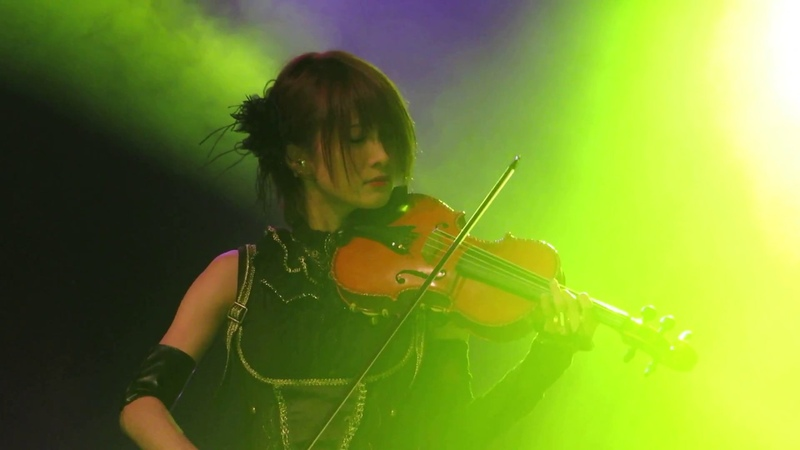 A (AKIRA × Ayasa) - SONG ❸ @ JAPAN EXPO 2018.07.06 by Nowayfarer 🎸