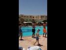 Отель Мэджик Джерба Марэ, Тунис. Танец аниматоров Бомба