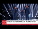 TNT Boys full performance of LISTEN in The Worlds Best with Judges scores
