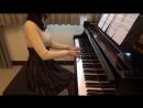 東京喰種 トーキョーグール:Re OP asphyxia Tokyo Ghoul-re Cö shu nie [piano]
