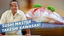 How Sushi Master Takeshi Kawasaki Brought His Two Star Restaurant From Japan to Hawai'i — Omakase