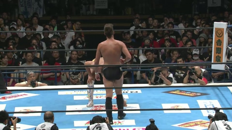 Kota Ibushi vs. Zack Sabre Jr. - NJPW G1 Climax 2018 - Tag 2