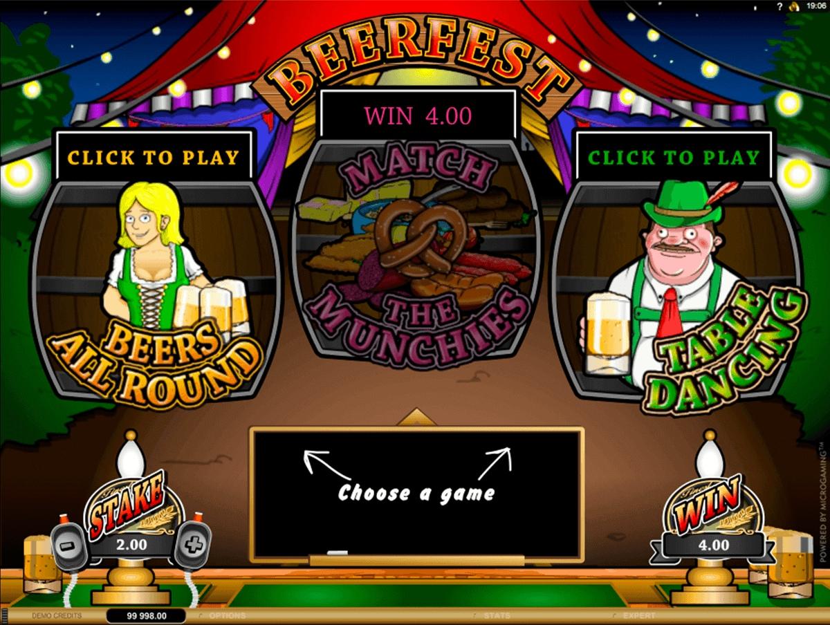 Обзор игровых автоматов Beerfest
