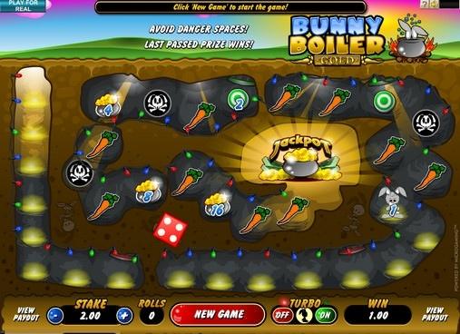 Играть на деньги в игровые автоматы Bunny Boiler Gold