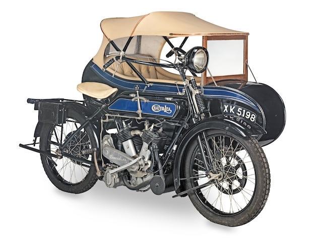 Коллекцию мотоциклов Сэнта Хилари и другие ретро байки продадут с аукциона Bonhams в апреле
