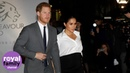 Duke and Duchess of Sussex praise armed forces at Endeavour Fund Awards