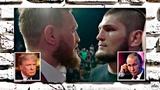 Самые грязные оскорбления Конора Хабибу в день рождения на пресс-конференции UFC 229