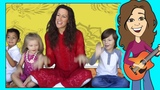 Shake and Move Children's song Body Parts Patty Shukla