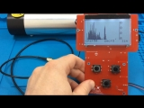 Multi-Channel Analyzer MCA for Gamma Ray Spectrometry LCD Zoom and Discrimination Window