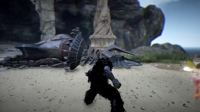[BLACK DESERT] Awakening striker VS Argon fight [BDO]