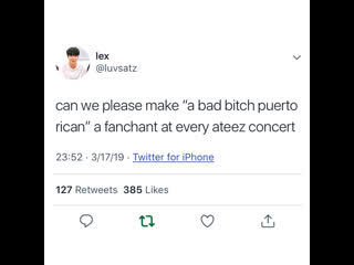 A bad bitch puerto rican