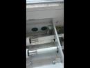Обвязка внутрипольного конвектора с помощью труб и ПВДФ пресс фитингов Henco