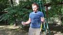 Пара насадок для скандинавской ходьбы для треккинговых палок