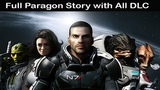Mass Effect 2 All Cutscenes (Game Movie) Full Story Complete Paragon Edition with ALL DLCs