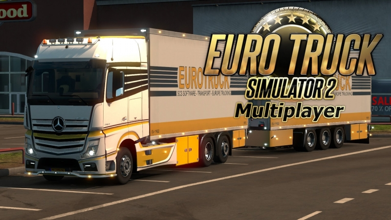 Euro Truck Simulator 2 24 06 2018