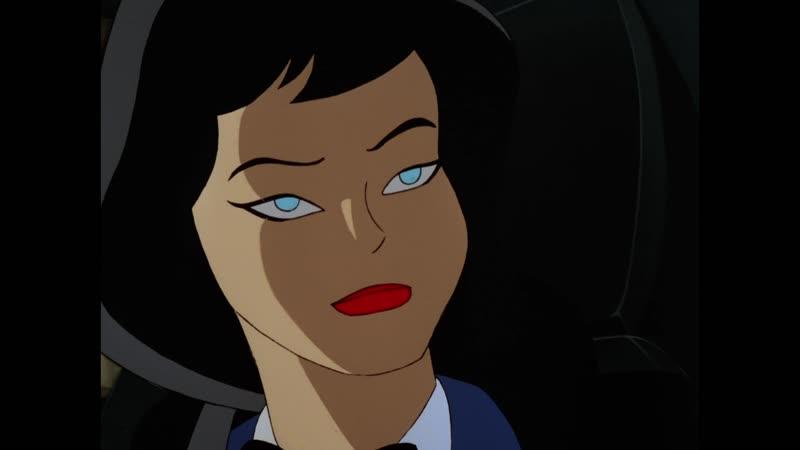 Сезон 01 Серия 50: Затанна   Бэтмен (1992-1995) / Batman: The Animated Series   Zatanna