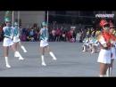 Taichung Girls Senior High School 台中女中樂儀隊/台中市府元旦升旗典禮(20180101)【中學生學後園】