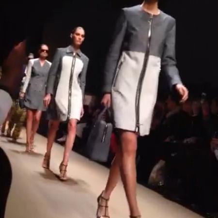 "Mary Leest on Instagram Guy Laroche fashion show guylaroche pfw parisfashionweek"""