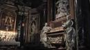 Basilica di Santa Maria sopra Minerva. Rome HD1080p.