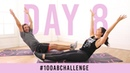 Day 8: 100 Roll Ups! | 100AbChallenge w/ The Body Coach