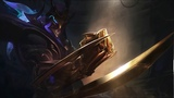 Galaxy Slayer Zed Login Screen - League Of Legends