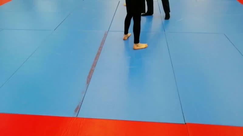 20.01.19. Мартыненко Дмитрий (красный). Турнир RockRolling 2. NO GI. Финал до 50 кг.