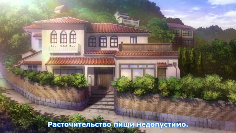 [MedusaSub] Sora to Umi no Aida   Между небом и морем – 3 серия – русские субтитры