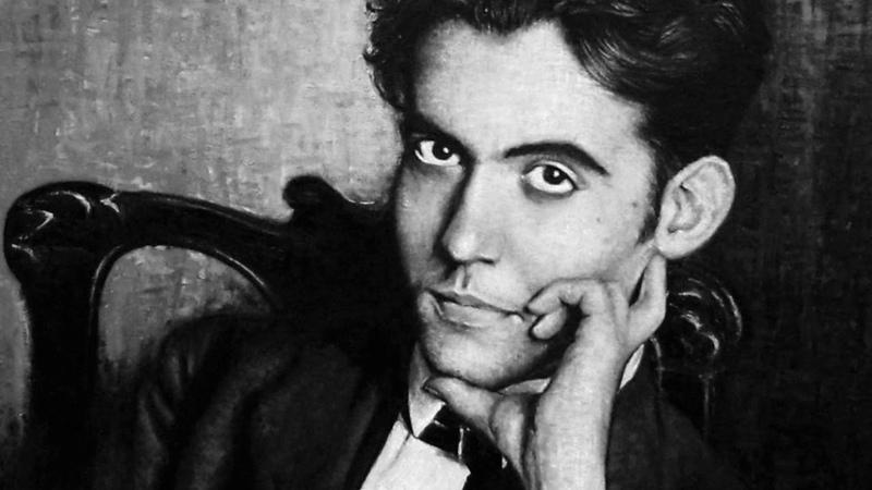 Before The Down Poem by Federico García Lorca Composition by Olga Amelchenko