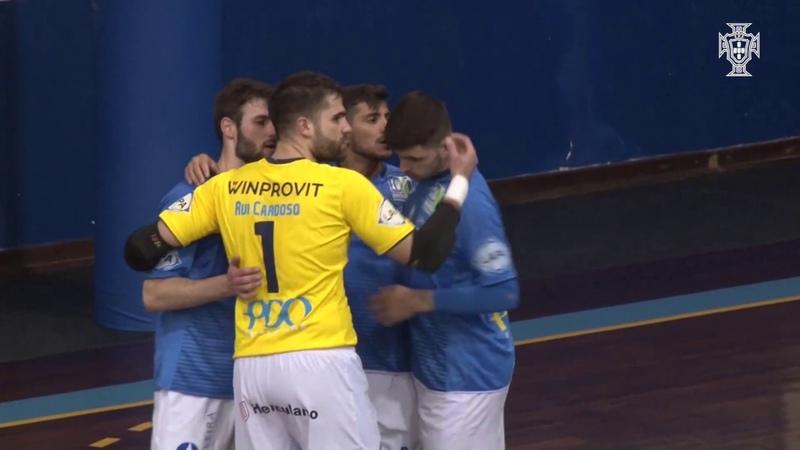Liga Sport Zone, 14.ª jornada Modicus 4-1 Fundão