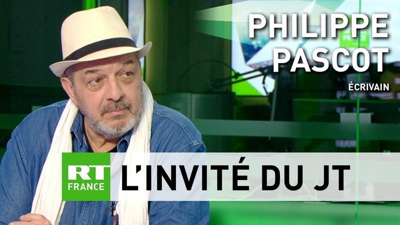 Philippe Pascot : «Quand on nous dit qu'il n'y pas d'argent, on nous ment»