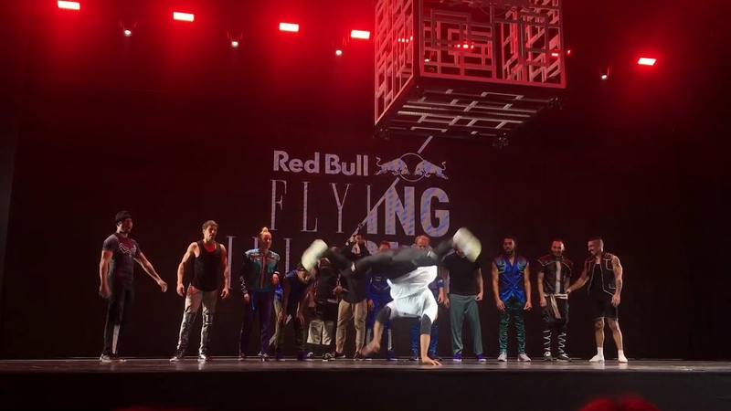 Flying Steps Dance Off on Flying Illusion 2017 Warsaw