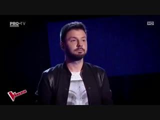 The Voice Romania Blind Audition Bogdan Ioan Earth Song Michael Jackson.mp4
