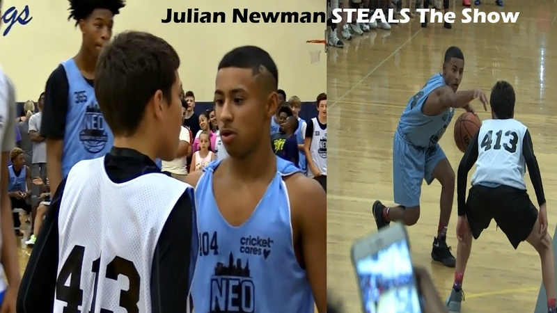 Julian Newman SNAPS! You're Not Ready For This NEO 2017
