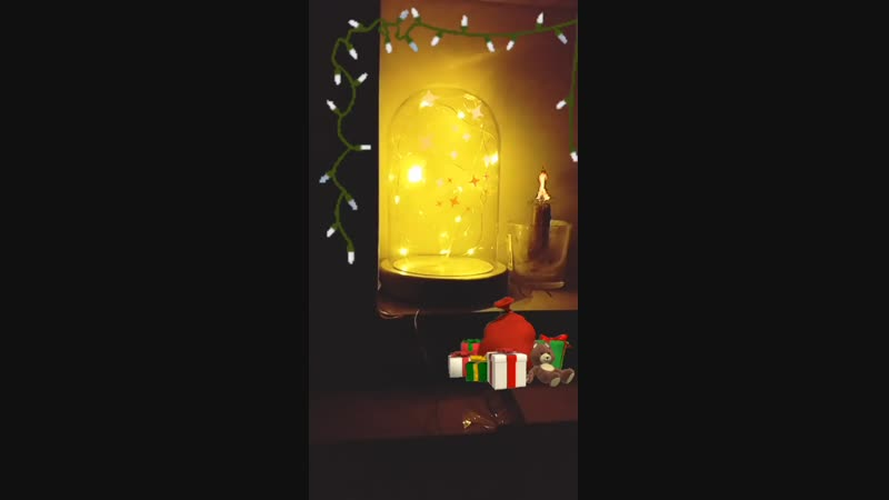 Mr sandman Christmas flask