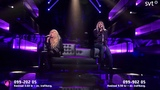 Marie Bergman &amp Sanne Salomonsen - Nonetheless (Live at Melodifestivalen 2015 - Semi Final 2)