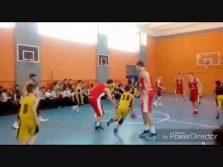 Баскетбол в МБОУ ЦО №2
