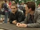 Tom Hardy Benedict Cumberbatch about Stuart: A Life Backwards, 2007