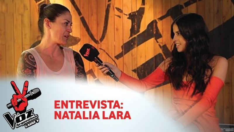 Natalia Lara la artista callejera que sueña con triunfar La Voz Argentina 2018