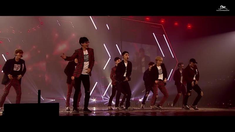 [MV] 160917 SM STATION_ EXO x Yoo JaeSeok - Dancing King