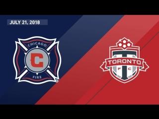 Highlights_ chicago fire vs. toronto fc _ july 21, 2018