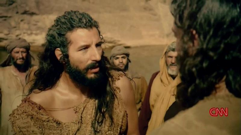 Finding Jesus. Эпизод 1. Богоявление. Крещение Иисуса Христа в реке Иордан
