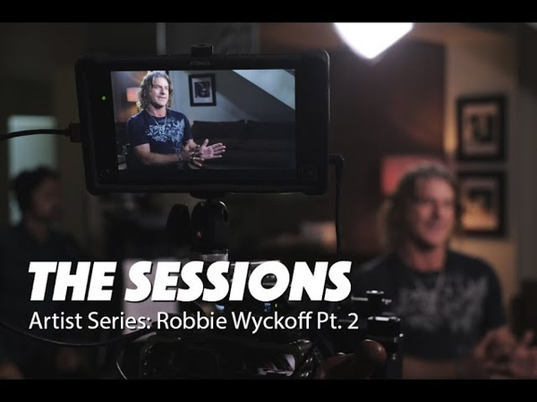 ROBBIE WYCKOFF -Vocalist Recording Artist Part 2 - ARTIST SERIES